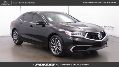 New 2018 Acura TLX 3.5 V-6 9-AT SH-AWD