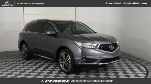 New 2018 Acura MDX with Advance Package With Navigation