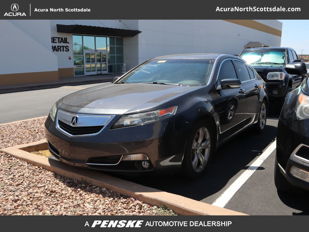 Pre-Owned 2013 Acura TL 4dr Sedan Automatic SH-AWD