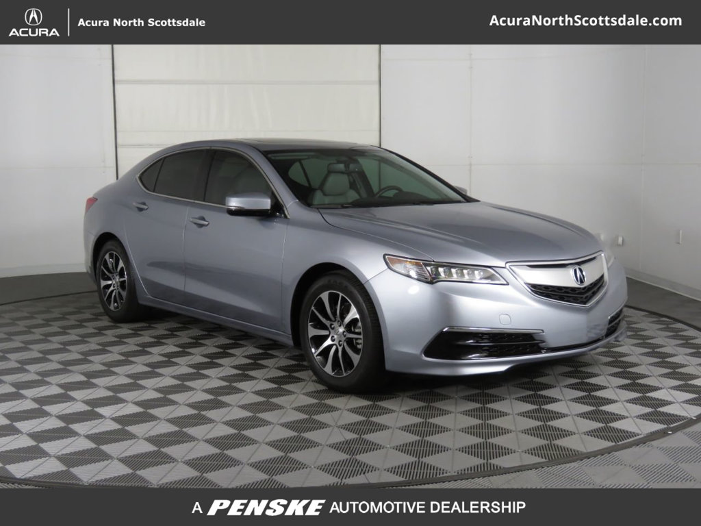 Certified Pre Owned 2016 Acura Tlx 2 4 8 Dct P Aws