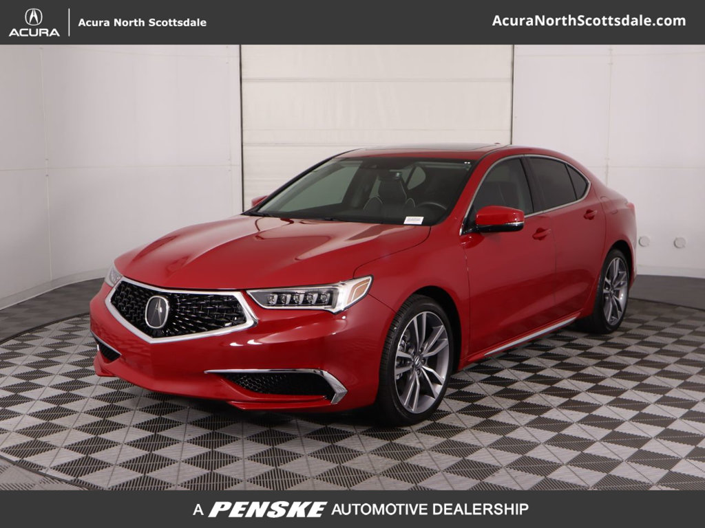 Pre-Owned 2019 Acura TLX 3.5L FWD w/Technology Pkg