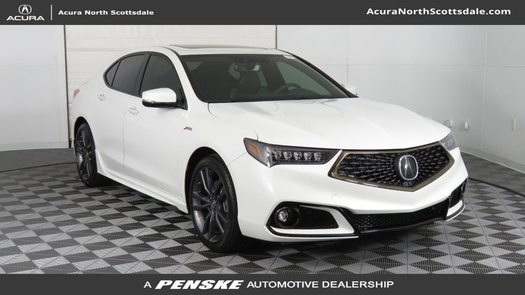 Pre-Owned 2019 Acura TLX COURTESY VEHICLE