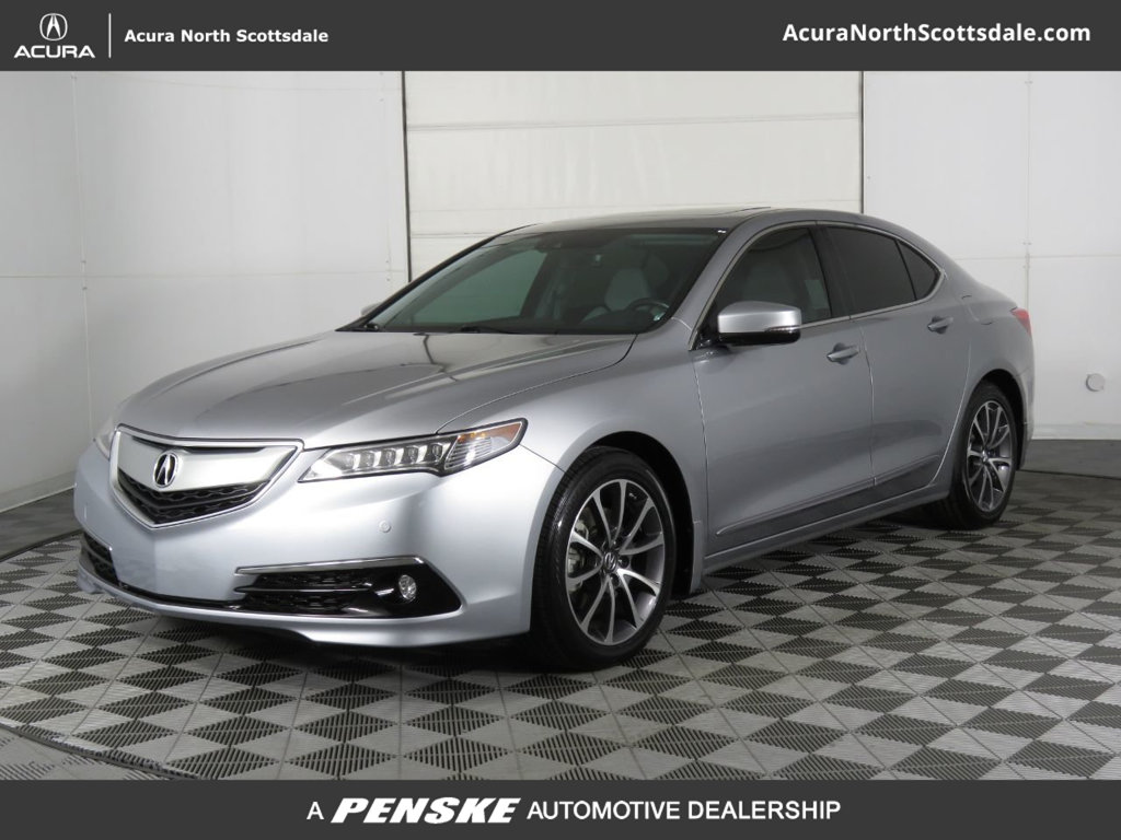 Pre-Owned 2017 Acura TLX FWD V6 w/Advance Pkg