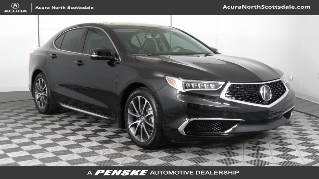 PreOwned Acura TLX COURTESY VEHICLE Sedan In Phoenix A - 2018 tlx acura