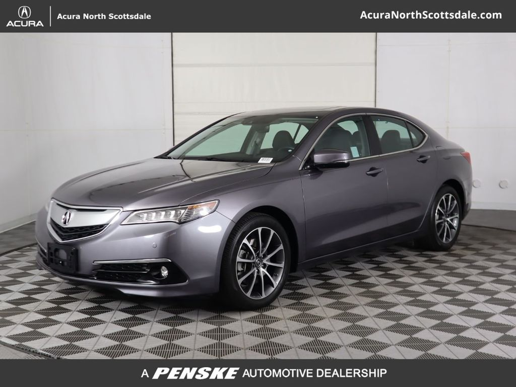 Pre-Owned 2017 Acura TLX SH-AWD V6 w/Advance Pkg