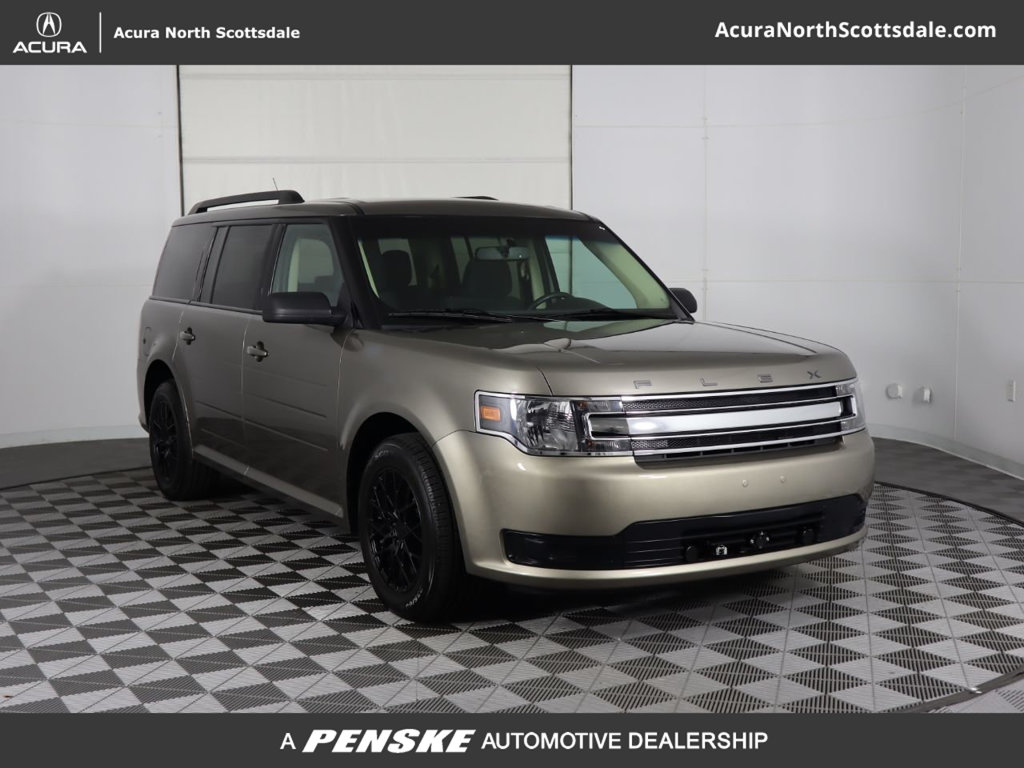 Pre-Owned 2014 Ford Flex 4dr SE FWD