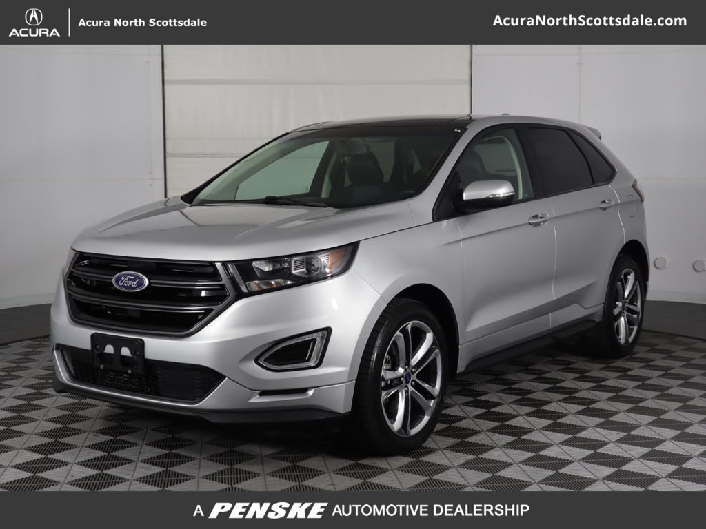 Pre-Owned 2016 Ford Edge 4dr Sport AWD