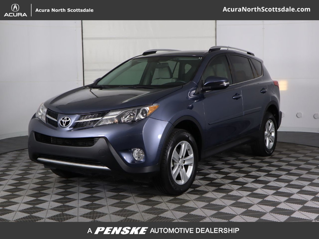 Pre-Owned 2014 Toyota RAV4 4WD 4dr XLE