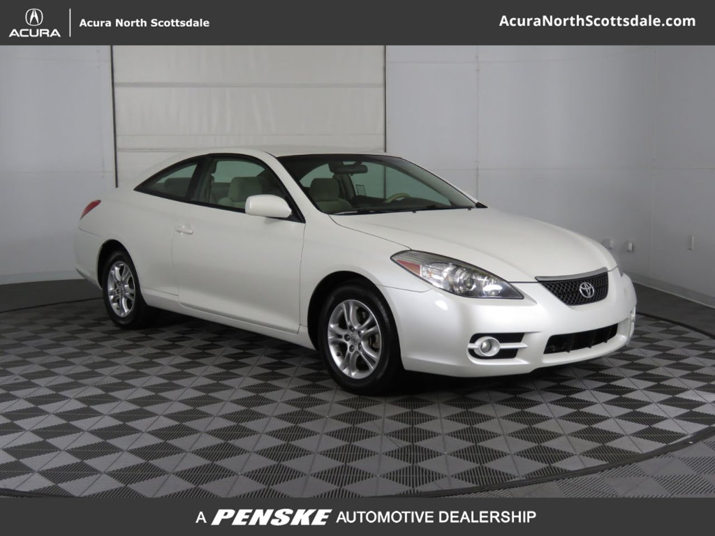 Pre-Owned 2008 Toyota Camry Solara 2dr Coupe I4 Automatic SE