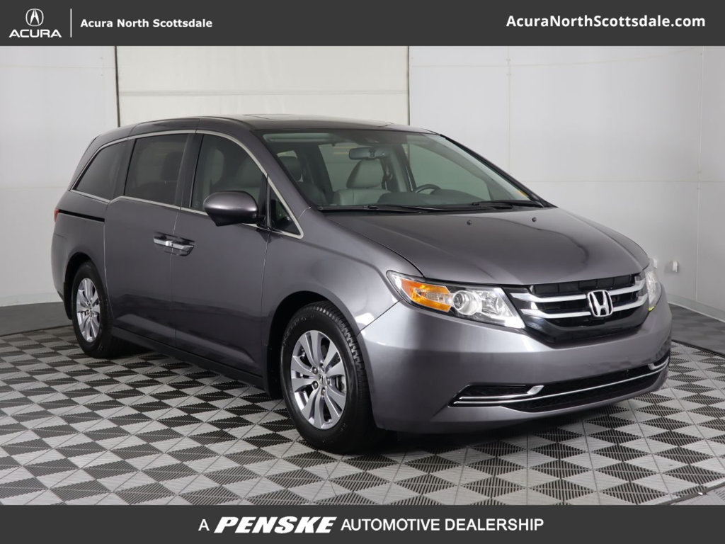 Pre-Owned 2016 Honda Odyssey 5dr EX-L w/RES