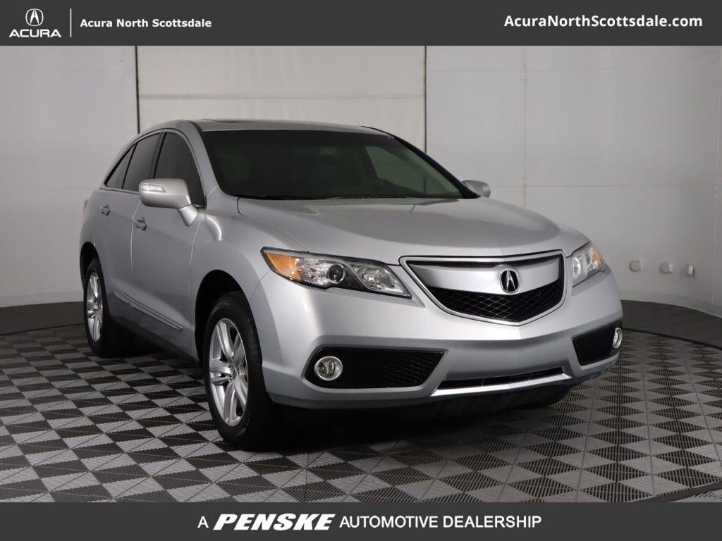 Pre-Owned 2015 Acura RDX FWD 4dr Tech Pkg