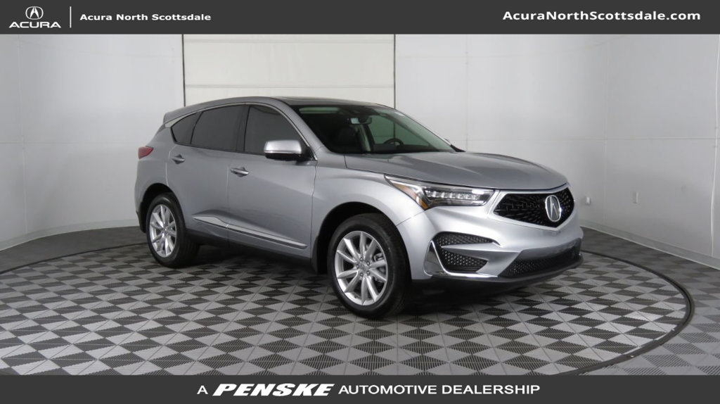 New 2019 Acura Rdx Base Suv In Phoenix A12906 Acura North Scottsdale