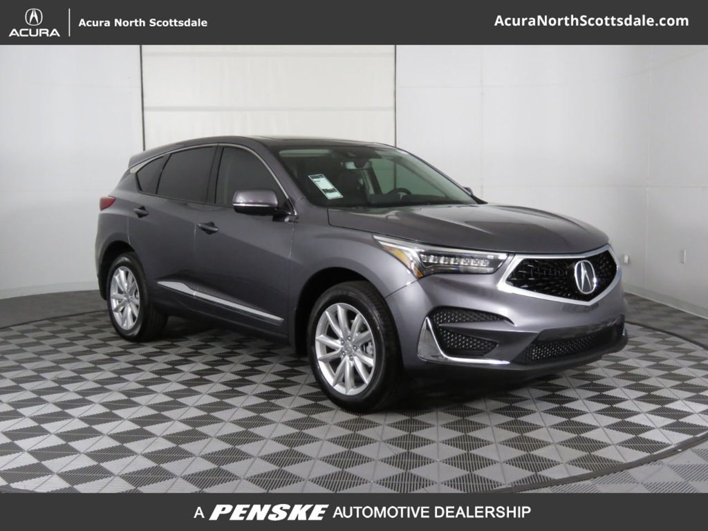 New 2019 Acura Rdx Base Suv In Phoenix A13086 Acura North Scottsdale