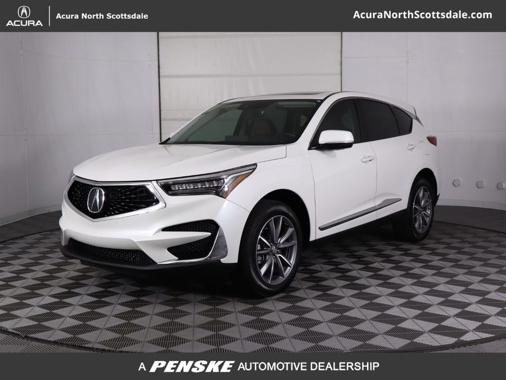 Certified Pre-Owned 2020 Acura RDX with Technology Package
