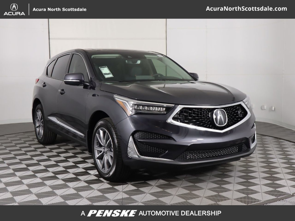 New 2020 Acura Rdx With Technology Package Suv In Phoenix A13118