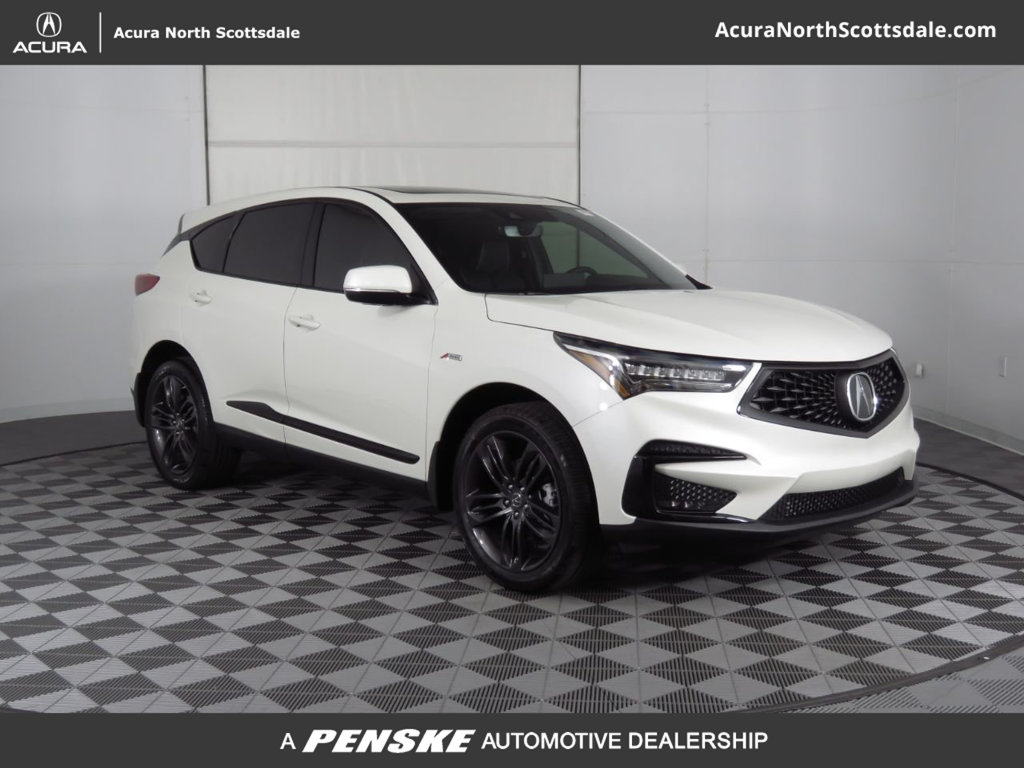 New 2019 Acura Rdx With A Spec Package Suv In Phoenix A13076