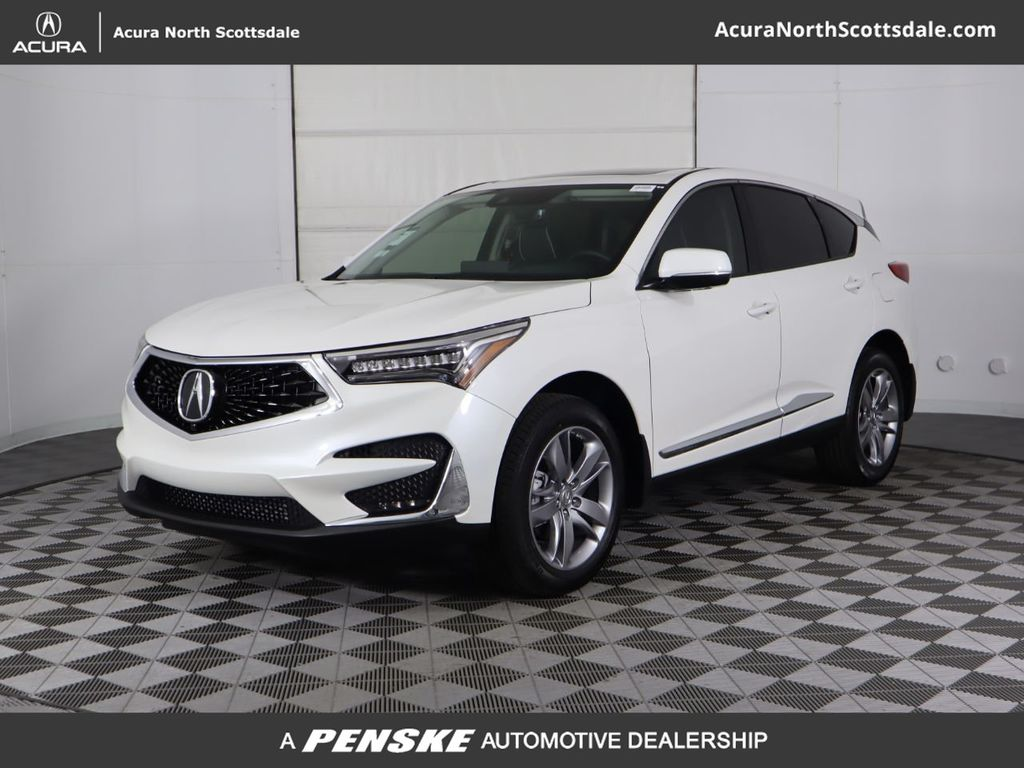 New 2020 Acura RDX with Advance Package