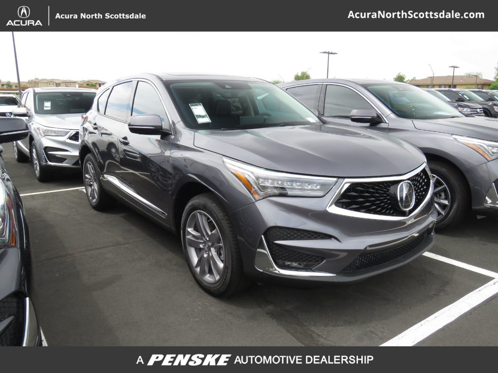 New 2020 Acura Rdx Sh Awd With Advance Package Suv