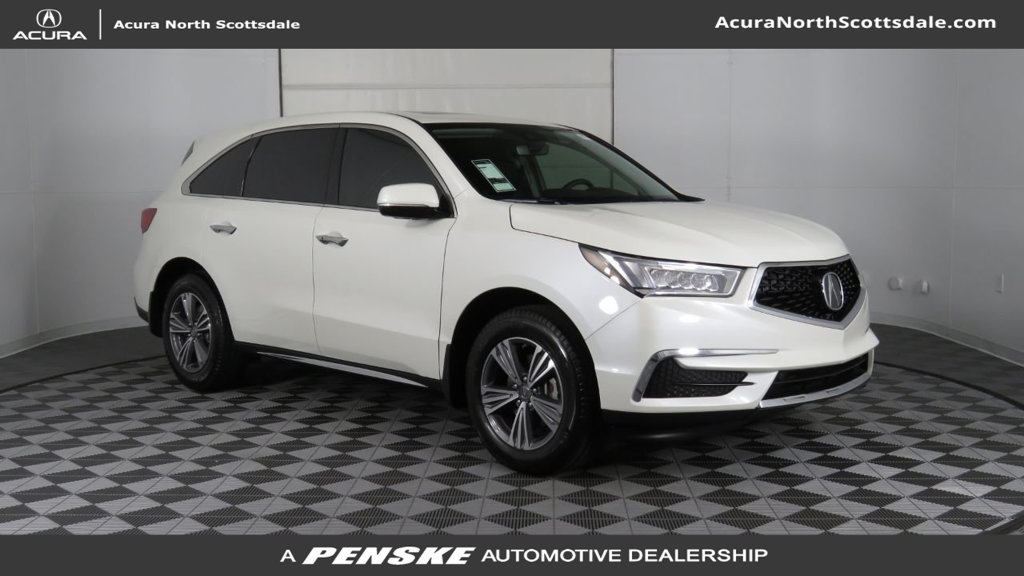 Pre-Owned 2019 Acura MDX COURTESY VEHICLE