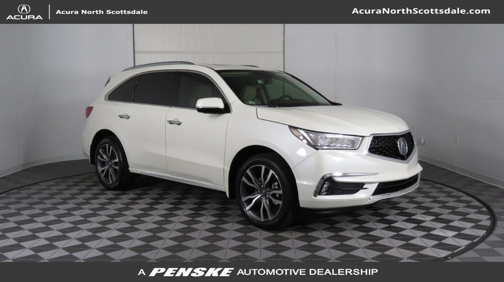 New 2019 Acura MDX with Advance Package With Navigation