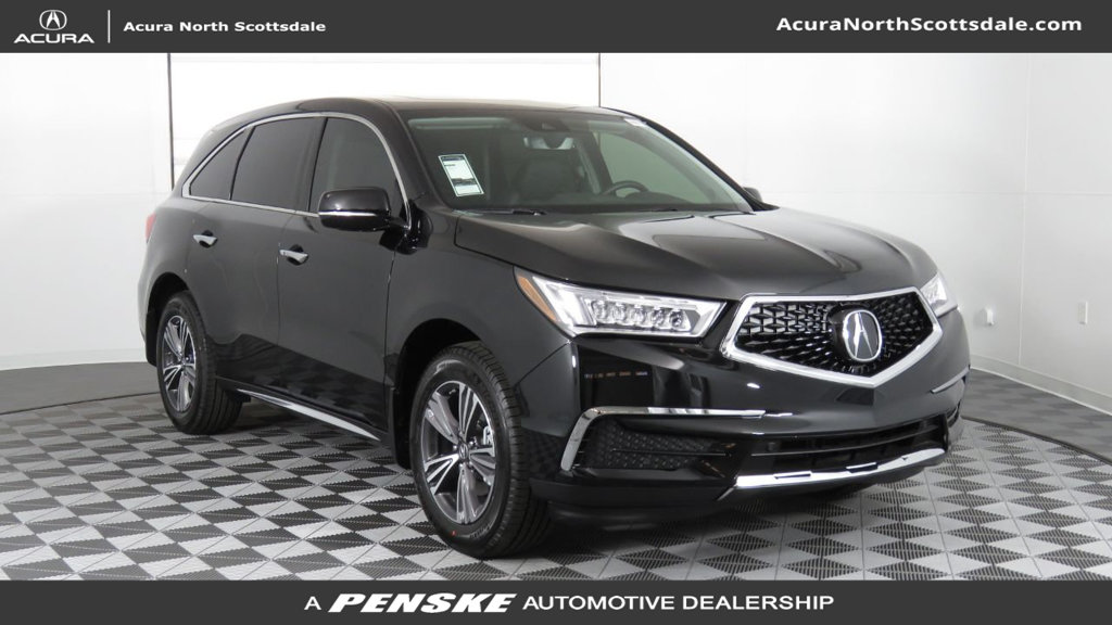 New Acura MDX For Sale In Phoenix AZ Acura North Scottsdale - Www acura mdx 2018