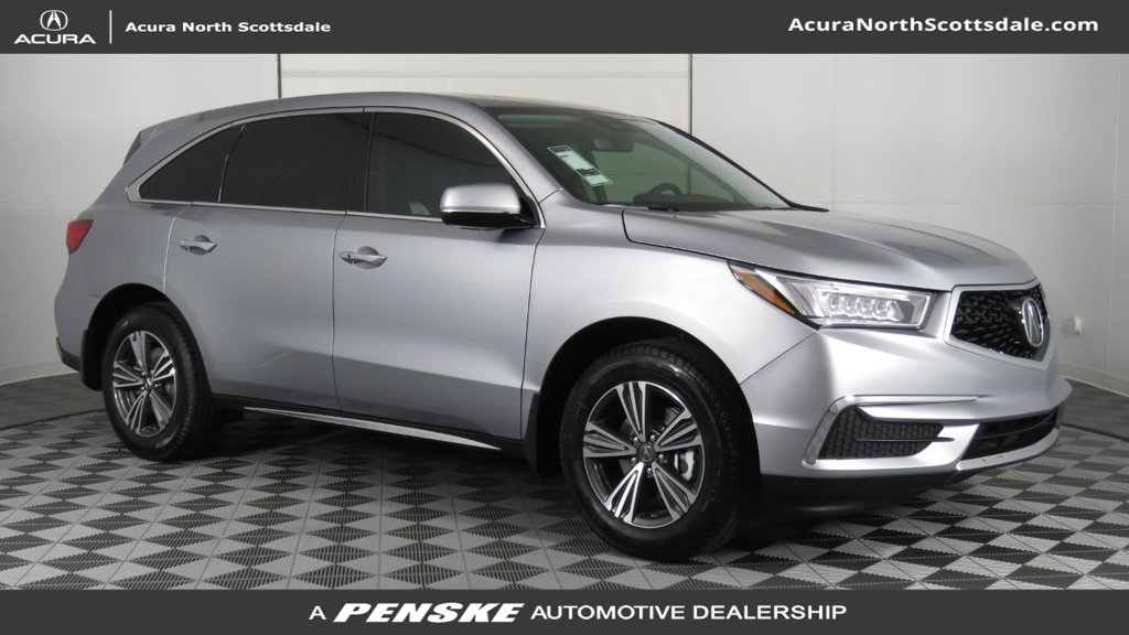 Pre Owned 2018 Acura Mdx Courtesy Vehicle Suv In Phoenix A12477