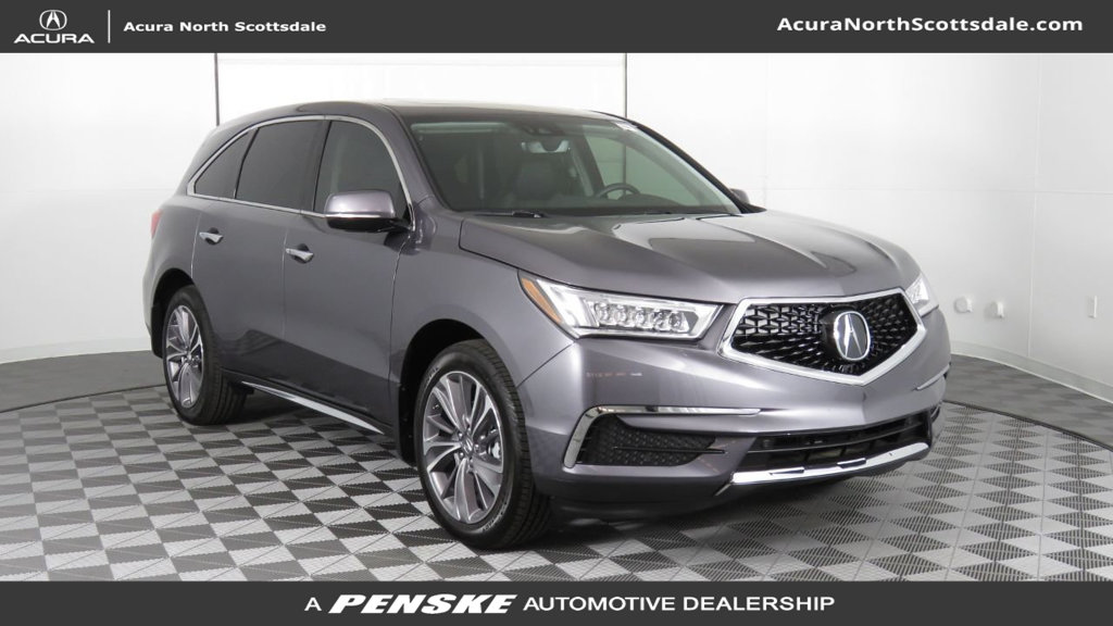 Pre-Owned 2018 Acura MDX COURTESY VEHICLE