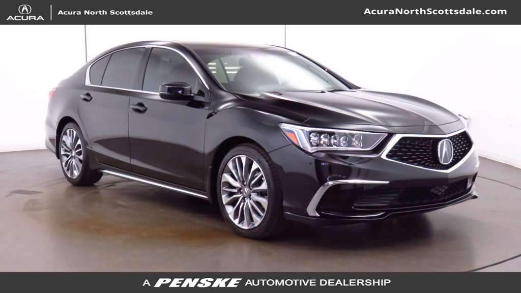 Acura Lease Deals >> New 2018 Acura RLX with Technology Package Sedan in Phoenix #A12252 | Acura North Scottsdale