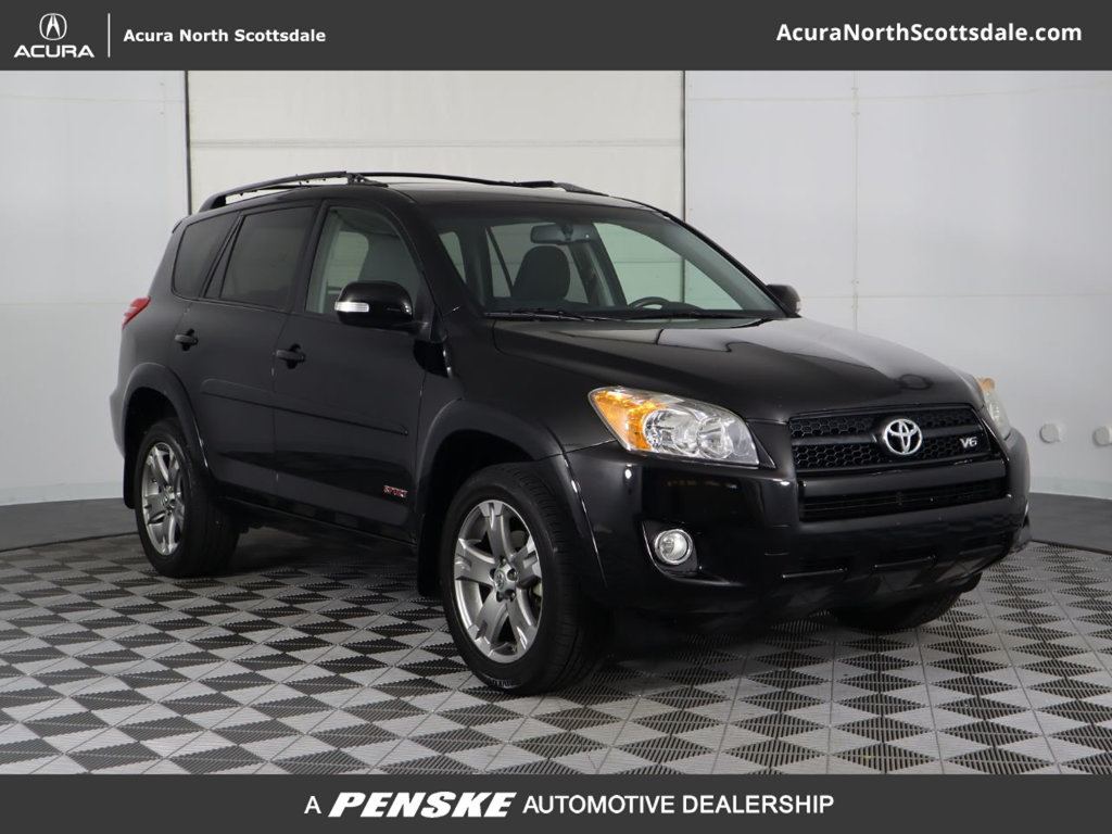 Pre-Owned 2011 Toyota RAV4 4WD 4dr V6 5-Speed Automatic Sport