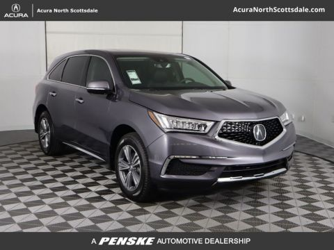 Pre-Owned 2020 Acura MDX FWD
