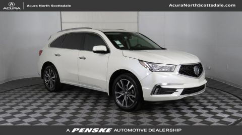 New 2019 Acura MDX ADVANCE 6P